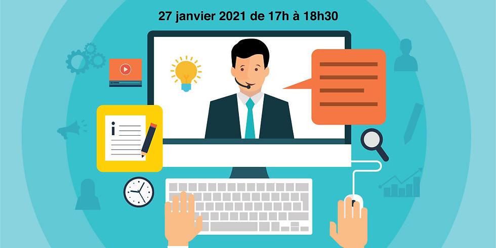 Web Session d'information - 4ème année Design Global