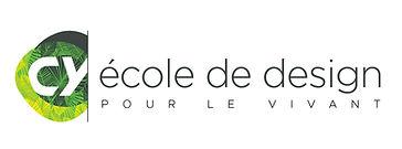 Logo CY Ecole de design