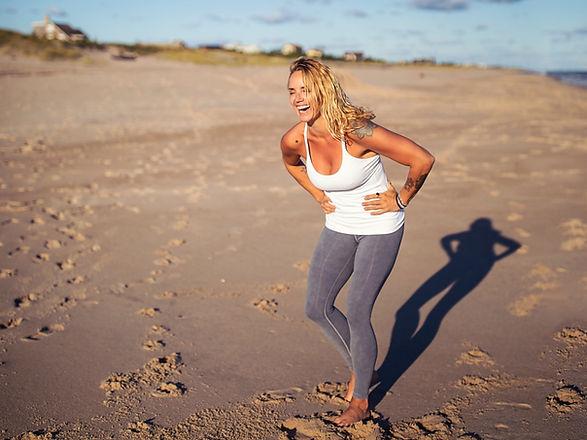 Balanced wellness with Alison Burke
