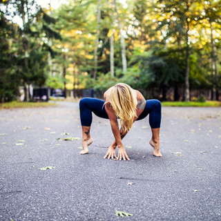 Yoga Instructor Alison Burke