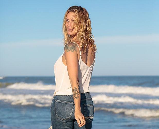 Alison Burke in Hamptons NY