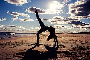 Alison Burke-Hamptons yoga instructor