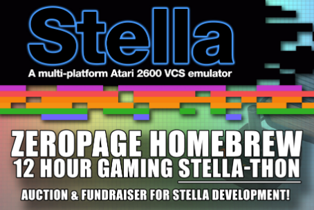 12 Hour Gaming Stella-Thon!