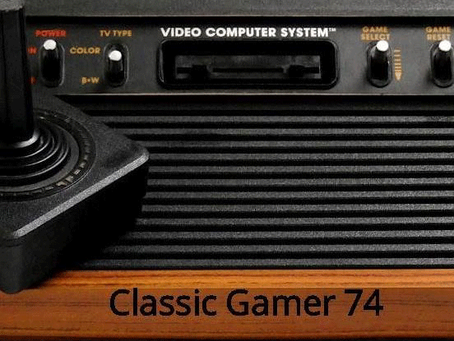 Classic Gamer 74 Interview