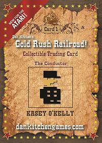 Dan-Kitchen's-Gold-Rush!-Trading-Card-(b