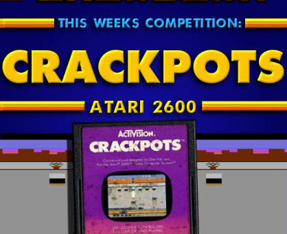 Crackpots High Score Competition!