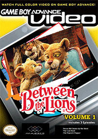 Game-Boy-Advance-Video-Between-the-Lions