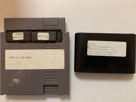 Prototype Cartridges!