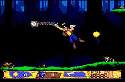 SEGA-Genesis-Goofy's-Hysterical-History-