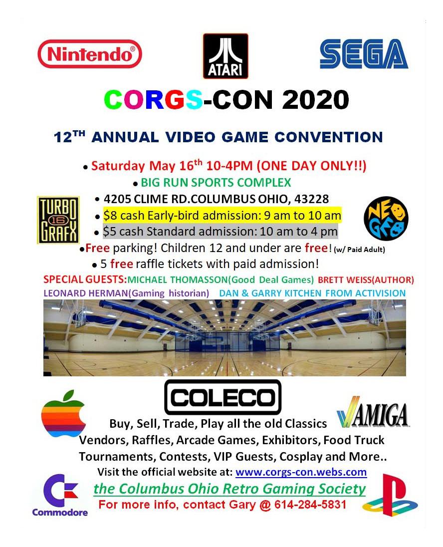 CORGS-CON 2020