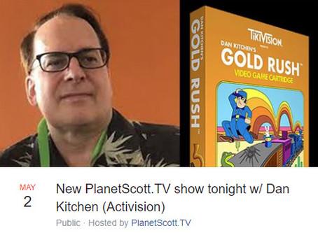 PlanetScott.tv Live Broadcast!