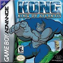 Game-Boy-Advance-Kong-King-of-Atlantis-B