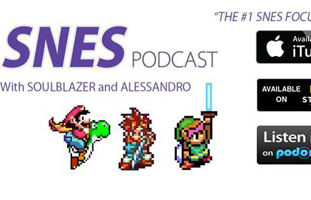 Dan Kitchen Interview - SNES Podcast