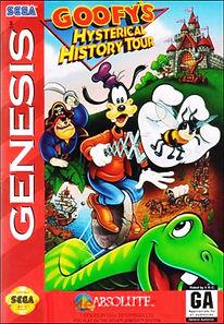 SEGA-Genesis-Gooy's-Hysterical-History-T