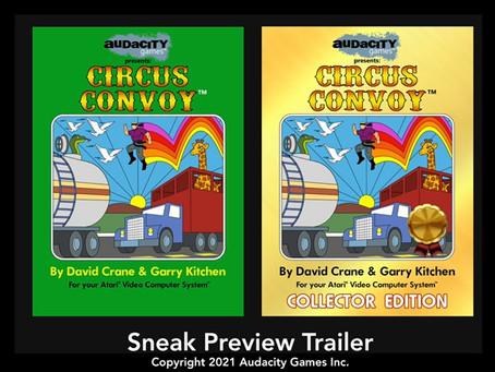 CIRCUS CONVOY™ SNEAK TRAILER!