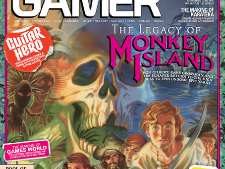 Dan Kitchen Retro Gamer Article