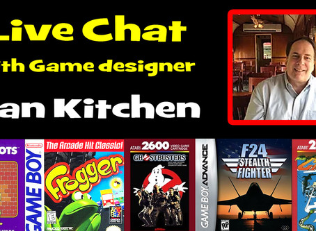 Live Chat with Dan Kitchen