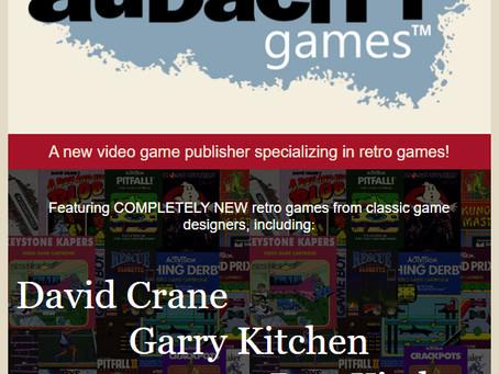 Audacity Games Announced!