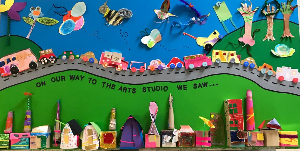 Hannah Moore Primary School Workshops