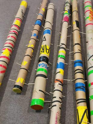Zoe Cameron- rain sticks