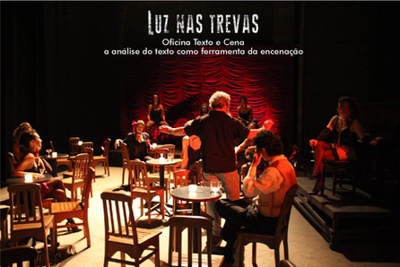 Texto e Cena - Luz nas Trevas