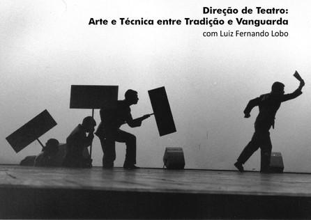 Direção de Teatro