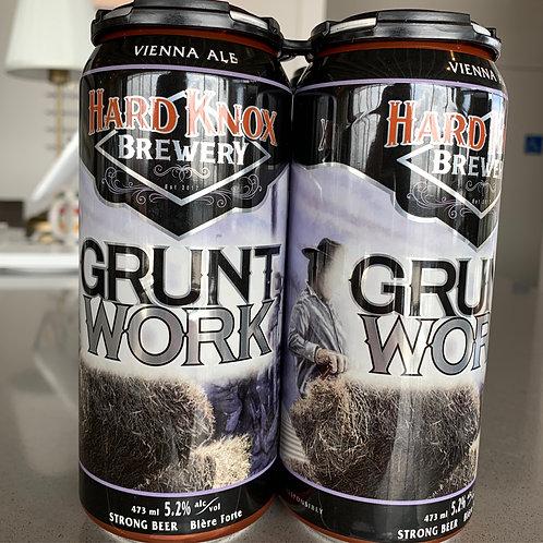 Grunt Work (Hard Knox) 4-Pack