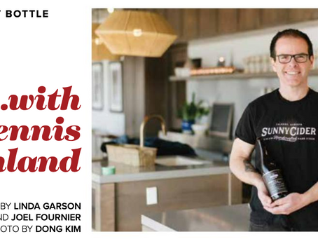 'Open That Bottle' with Culinaire Magazine