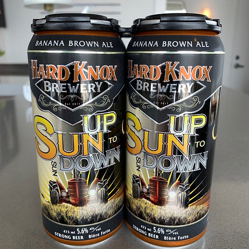 Sun Up to Sun Down (Hard Knox) 4-Pack