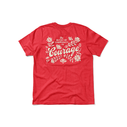 """""""Courage"""" T-Shirt"""