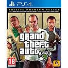 Jeu GTA V : Édition Premium sur PS4
