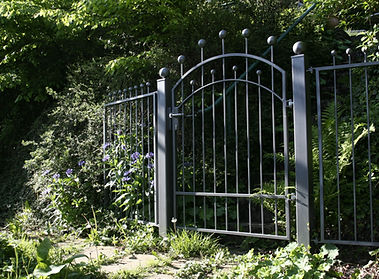 Custom Gates Installation Leander