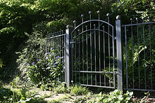 Custom Gates Installation
