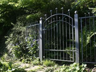 IRON GATES & FENCES