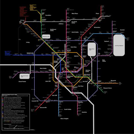 DART Expansion Map