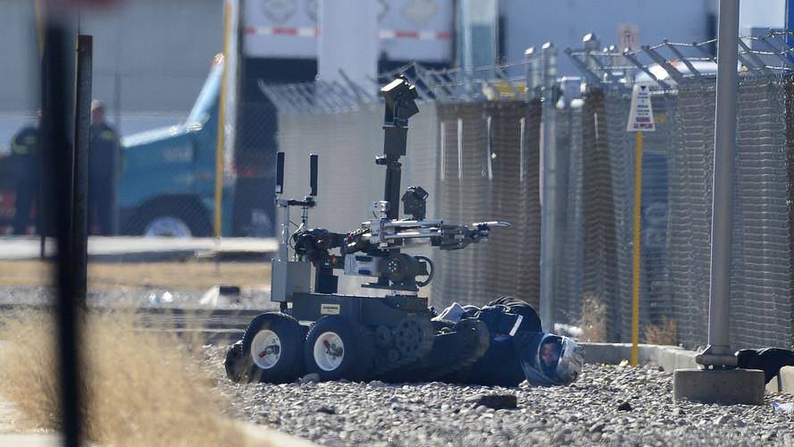 Robot artificiere