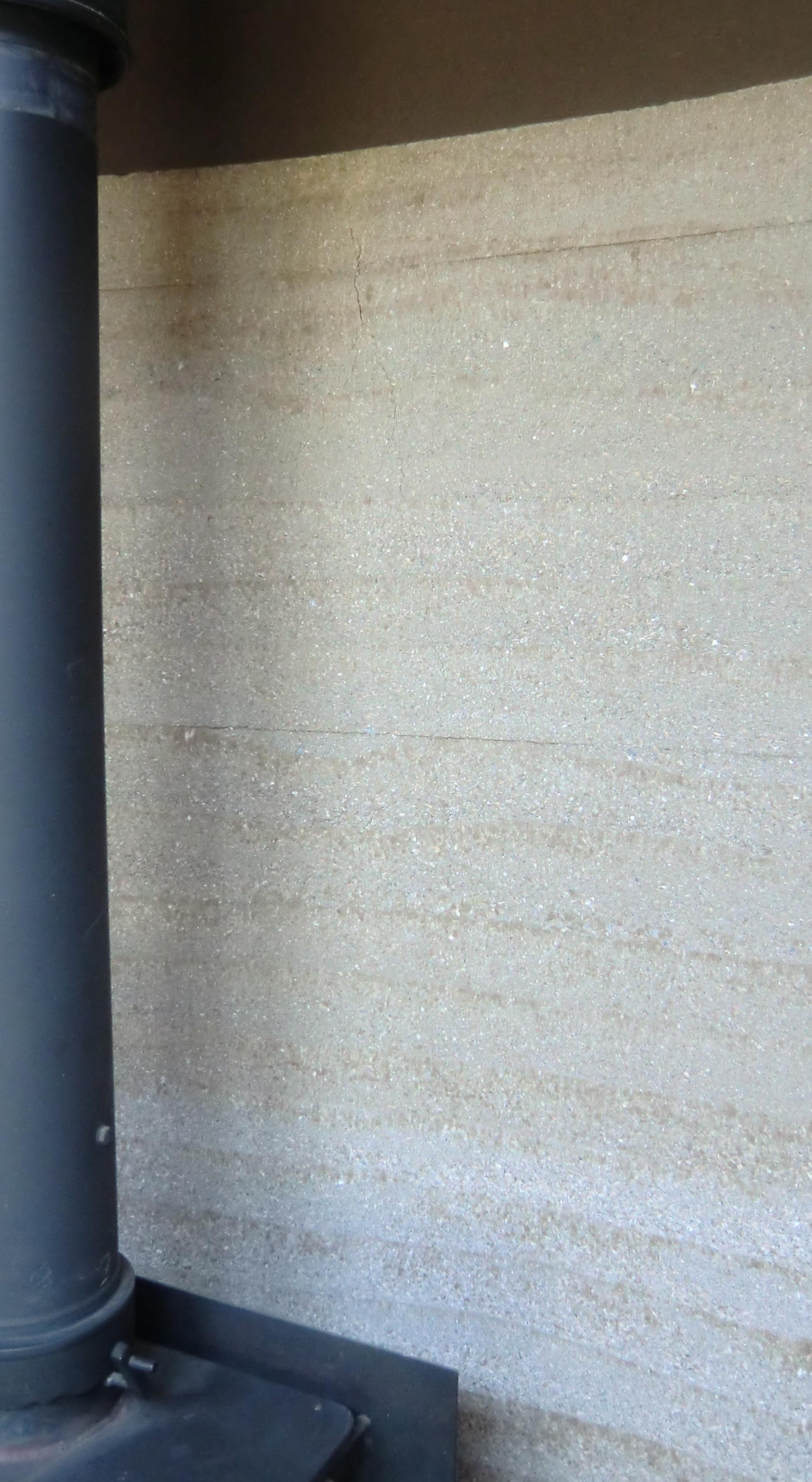 2014 版築壁