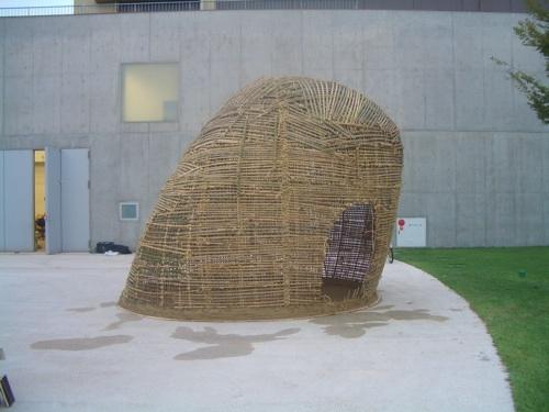 竹小舞の下地