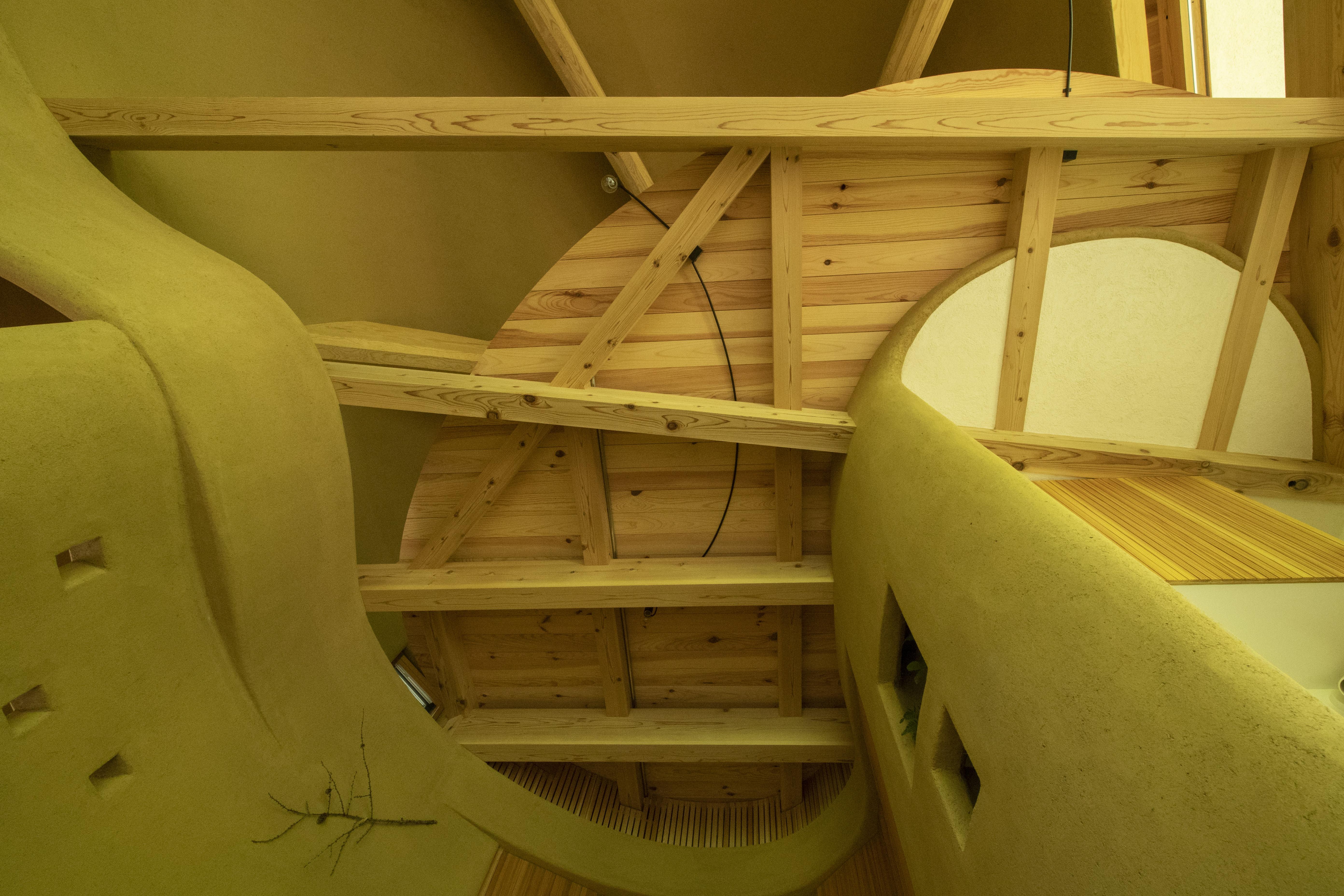 2nd floor ceiling