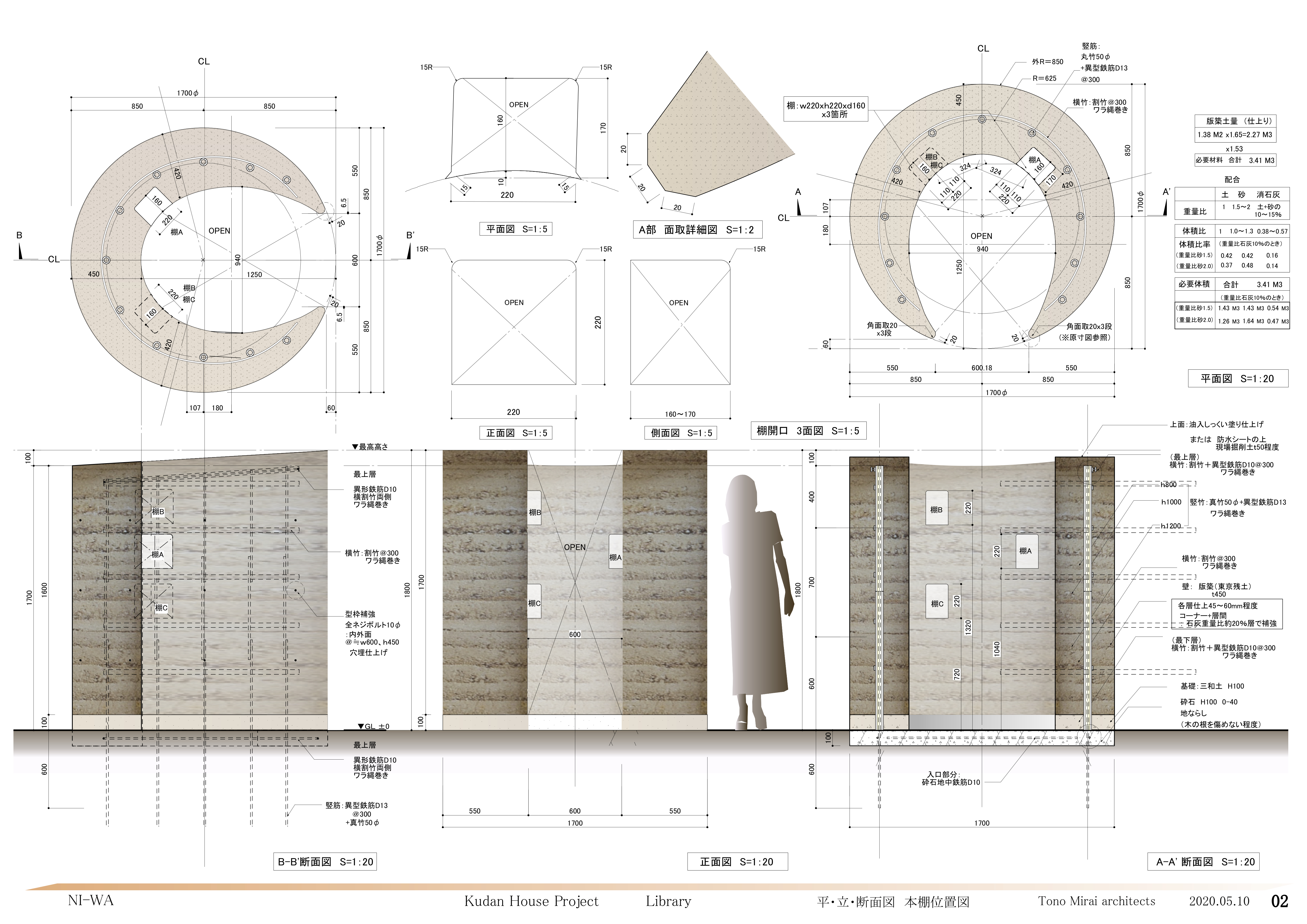 Earth Library Plan