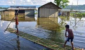 डिजिटल बाढ़ रिपोर्टिंग प्रणाली का इस्तेमाल करने वाला पहला भारतीय राज्य बना असम