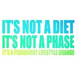 _Não é uma dieta, não é uma fase, é uma mudança permanete de estilo de vida_  Bom diaaaa pessoaaall!