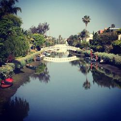 Venice,LA by the canal! ******************************************** O canal de Venice em LA! ******