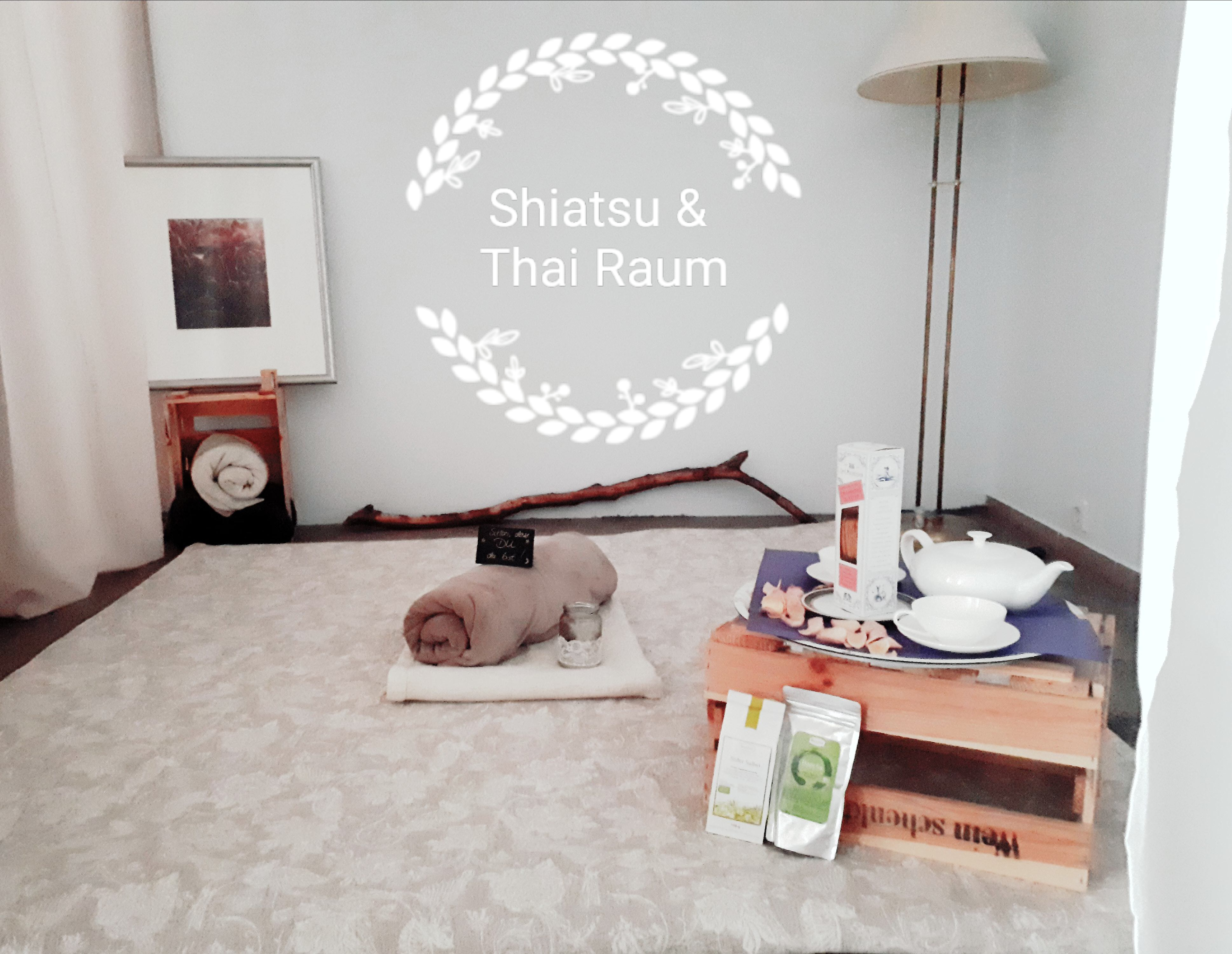 Shiatsu und Thai Massage(T)Raum