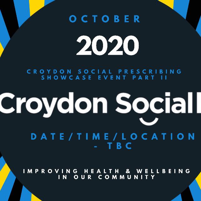 Croydon SocialP Showcase Event Part II