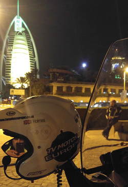 Dubai Marathon Camera Tracking