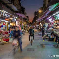 Guanghzhou Streets