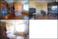 Пример дизайна квартиры в разных ценовых решениях.