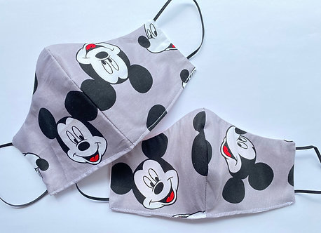 Kids Mickey Mouse Face Mask
