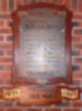 Darlington Honour Board